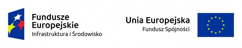 Logo UE - fiansowanier projektu